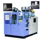 Wholesale 100-2000ml Small Plastic Bottle Making Machine , Semi Automatic PET Bottle Blowing Machine from china suppliers