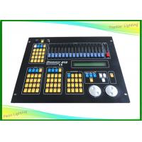 Wholesale Programmable Master Dimmer DMX Lighting Controller , Dj Stage Light Controller from china suppliers