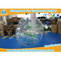 Quality Customized Size Bubble Soccer Ball outdoor sport games Heat Sealed Technical for sale