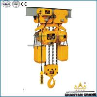 Wholesale 10ton electric chain hoist with hook suspension, Electric Hoist, Hoists from china suppliers