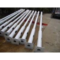 Wholesale cast iron LED street lighting Road lamp poles from china suppliers