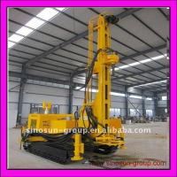 Wholesale crawler water well drilling rig HD400 from china suppliers