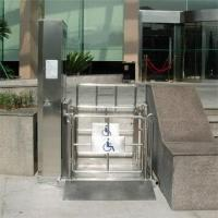 Wholesale Wheelchair lift, made of stainless steel from china suppliers