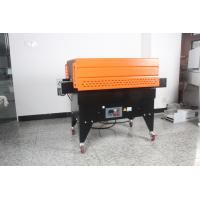 Wholesale Model no BS-4535 Shrink  packaging machine, Steel of material,Orange with Black color Tunnel  size 450x(50-350)mm from china suppliers