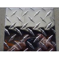 Wholesale Two Bars Embossed Aluminum Sheet H12 Temper ATSTM AISI JIS EN GB from china suppliers