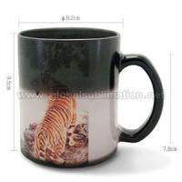 Buy cheap 11oz  Mug Of Color Changing_Magic Mug_Sublimation Mug_Excellent Gift from wholesalers