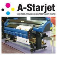 Wholesale UV Large format printer of A-Starjet 7702 UV printer with1.8M Width from china suppliers