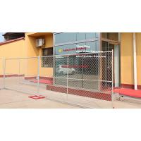 Wholesale Freestanding Construction sites Temproary Chain Link Fencing 6x10ft, 8x10ft, 6x12ft from china suppliers