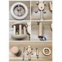 Wholesale Montessori Materials - Bell rang tube,Small bell ,Small wooden rattles and Round bell. from china suppliers