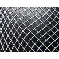 Wholesale White PES Yarn Monofilament Fishing Nets HDPE Knotless For Fish Pond from china suppliers