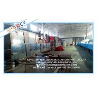 Quality PVC Coil Cushion Floor Sheet Carpet Plant , PVC Mat Plant Factory in China for sale