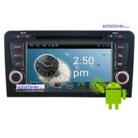 Wholesale Android 4.0 Audi Car Stereo for Audi A3 S3 GPS Navigation DVD Player Multimedia In Dash from china suppliers