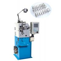 Wholesale Coil Winding Machine 15% Faster , Automatic Spring Making Machine For Battery Springs from china suppliers