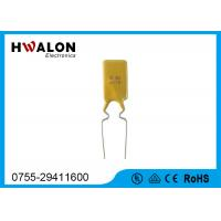Wholesale Polymer Thermistor PTC Resettable Fuse Smaller Size With Short Circuit Protection from china suppliers