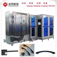 Wholesale Matte Black PVD  Vacuum Coating Machine , Brass alloy, Zinc Alloy door handle PVD Coating Machine from china suppliers