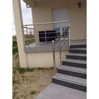 Buy cheap metal balustrade for outdoor design from wholesalers