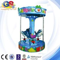 Wholesale Ocean Carousel carousel for sale kiddie rides from china suppliers