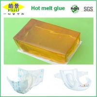 Wholesale Resin Material Hot Melt Pressure Sensitive Adhesive For Diapers And Sanitary Napkin from china suppliers