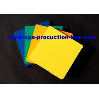 Wholesale 4 X 8 Glossy Surface PVC Foam Board Sheet For Indoor / Outdoor Decoration from china suppliers