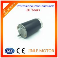 Quality ZDY118 OD 80mm Permanent Magnet DC Motor 12V 1.2KW CW Rotation for sale