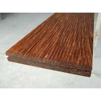 Buy cheap Strand Woven Bamboo Outdoor Decking from wholesalers