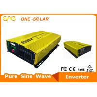 Wholesale High Frequency Off Grid Inverter Pure Sine Wave 3000W 12 / 24V To 220V Single Phase from china suppliers