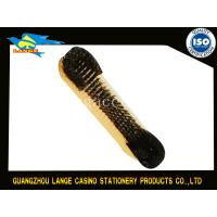 Wholesale 9 inches Casino Accessories , Maple Wood Brush Texas Poker Table Cleaning Brush from china suppliers
