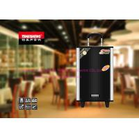 """Wholesale 8"""" Trolley Portable PA Speakers 220V 50Hz Bluetooth Wireless for Museums from china suppliers"""