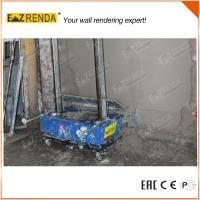 Wholesale Auto Ez Renda Rendering Machine Cement Render Plastering Clay Wall from china suppliers