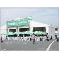 Wholesale 20 x 20 Metal Frame Outside White Event Tent Strong Marquee For Festival Celebration from china suppliers