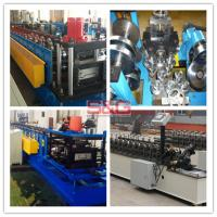 Wholesale Fully Automatic Steel Roof Roll Forming Machine , False Ceiling Channel Making Machine from china suppliers