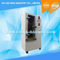 Wholesale IPX1 IPX2 Rain Spray Test Cabinet from china suppliers