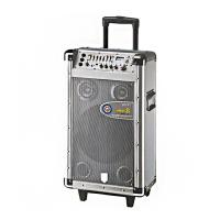 Wholesale 10 Inch Stage Active Bluetooth Trolley Speaker With Equalizer And Aux Input from china suppliers