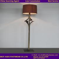 Wholesale American modern countryside Iron Floor Lamp from china suppliers