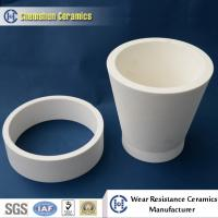 Quality Wear Resistant Alumina Ceramic Pipe Liner for Material Conveying System for sale