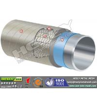 Wholesale Marine Pipeline Reinforced Wire Mesh, Steel Pipe Winding Mesh, Pipe-line Reinforced Mesh from china suppliers