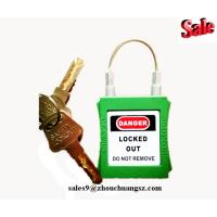 Wholesale High security lock padlocks with master key padlocks heavy duty lock from china suppliers