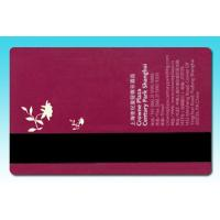 Wholesale Magnetic strip hotel door cards from china suppliers