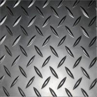 Wholesale High Strength Checker Plate Sheet Low Carbon Anti - Skid Steel from china suppliers