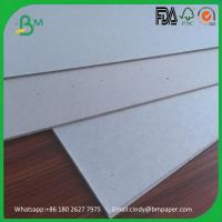 Wholesale Wholesale 1mm 1.5mm 2mm 3mm 787*1092mm 889*1194mm laminated grey board from china suppliers