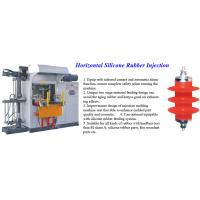 Wholesale 250 Ton Clamp Force Industrial Grade Injection Machine with Silicone Feeding System from china suppliers