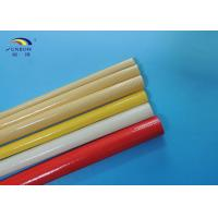 Wholesale polyurethane fiberglass sleeve treated in high temperature and  oil proof & water proof from china suppliers