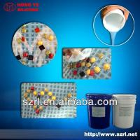 Buy cheap Transparent silicone rubber  from wholesalers