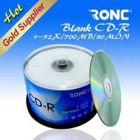 China Factory direct sells!!! Blank cd-r(1-52X/700MB/80min) Grade A+ on sale