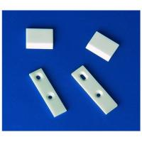 Wholesale High Toughness White Textile Zirconia Ceramic Knife Blades For Mechanical / Textile Area from china suppliers