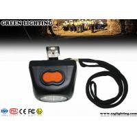 Wholesale Explosion Proof LED Miners Cap Lamp With OLED Cordless 4000 Lux Brightness IP67 from china suppliers