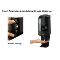 Wholesale Adjustable Dose ABS Automatic Hand Soap Dispenser Commercial Robust Material from china suppliers