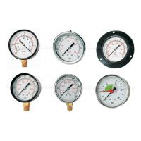 Wholesale -76cmHG - 1500Psi Pneumatic Air Pressure Gauge,Pressure Manometer 40mm-150mm Dial Size from china suppliers
