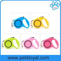 Wholesale Best Retractable Dog Leash Extending Walking Leads China Factory from china suppliers