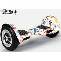 Wholesale High Speed Off Road 2 Wheel Self Balance Electric Standing Scooter With Led Light from china suppliers